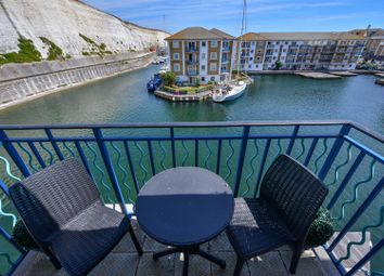 Thumbnail 2 bed flat for sale in Victory Mews, Brighton Marina Village