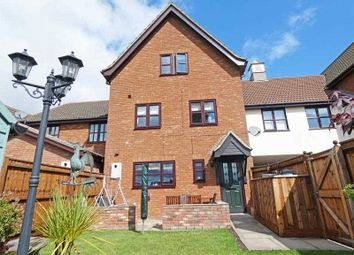 Thumbnail 3 bed end terrace house for sale in Top Road, Rattlesden, Bury St Edmunds