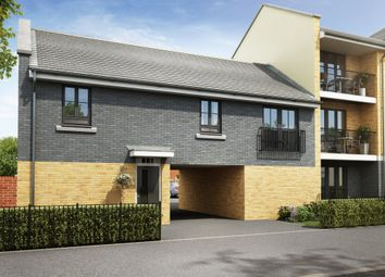 "Thumbnail 2 bed flat for sale in ""Aylsham"" at Square Leaze, Patchway, Bristol"