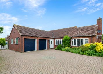 Thumbnail 4 bed detached bungalow for sale in Main Street, Dry Doddington, Newark