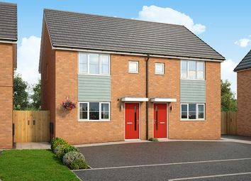 "Thumbnail 3 bed property for sale in ""The Bramcote At Kings Park, Corby"" at Gainsborough Road, Corby"