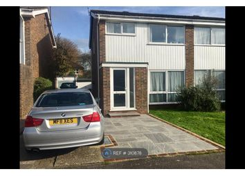 Thumbnail 3 bed semi-detached house to rent in Saltings Way, Upper Beeding, Steyning