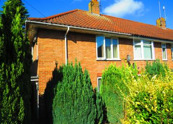 Thumbnail 3 bed end terrace house for sale in Jex Road, Norwich
