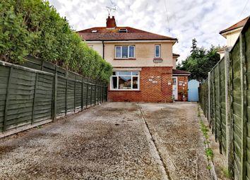 Thumbnail 4 bedroom semi-detached house for sale in Bellscroft Close, Littlehampton