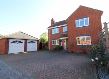 Thumbnail 4 bed detached house for sale in The Paddocks, Tuddenham, Ipswich