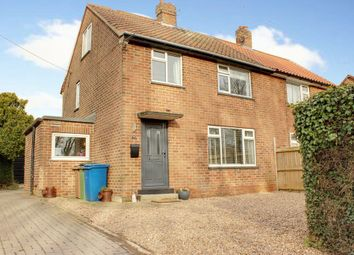Thumbnail 2 bed semi-detached house for sale in Chapel Garth, Arram, Beverley