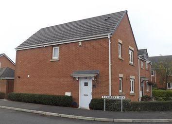 Thumbnail 3 bed property to rent in Farriers Way, Buckshaw Village, Chorley