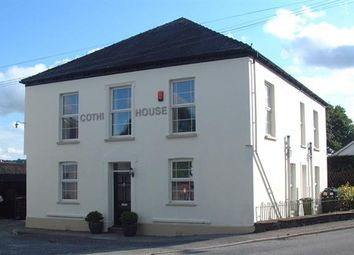 Thumbnail 4 bed semi-detached house for sale in Cothi House, Pontargothi, East Carmarthenshire, Nantgaredig