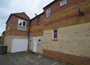 Thumbnail 4 bedroom end terrace house for sale in Plumstead Avenue, Bradwell Common, Milton Keynes