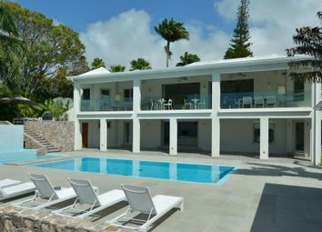 Thumbnail 4 bed villa for sale in Jessups, Nevis, Saint Thomas Middle Island