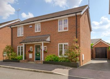 Thumbnail 4 bedroom detached house for sale in Lundy Walk, Newton Leys, Bletchley, Milton Keynes