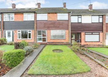 3 bed terraced house for sale in Shottery Close, Mount Nod, Coventry, West Midlands CV5