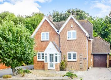 Thumbnail Detached house to rent in Abingdon Road, East Ilsley, Newbury