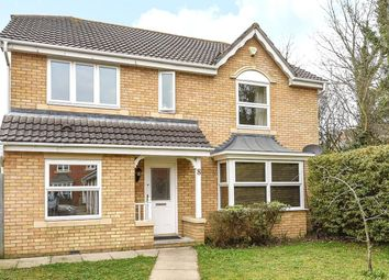 Thumbnail 4 bed detached house for sale in Holywell Close, Orpington