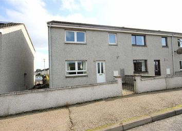 Thumbnail 2 bed end terrace house for sale in Birkenhill Place, Elgin