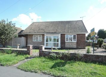 Thumbnail 2 bed detached bungalow for sale in Frinton Road, Holland-On-Sea, Clacton-On-Sea