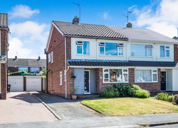Thumbnail 3 bed semi-detached house for sale in Woodcote Avenue, Kenilworth