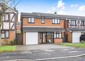 Thumbnail 4 bedroom detached house for sale in Statham Drive, Birmingham, West Midlands