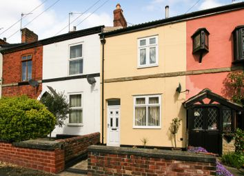Thumbnail 2 bedroom terraced house for sale in Princess Road, Dronfield, Derbyshire