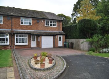 Thumbnail 3 bed semi-detached house to rent in Needhill Close, Knowle, Solihull