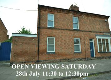Thumbnail 2 bed end terrace house for sale in Montague Road, Leicester