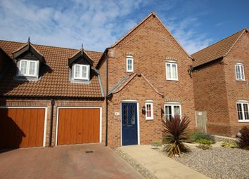 Thumbnail 3 bed semi-detached house for sale in Stable Field Way, Hemsby, Great Yarmouth