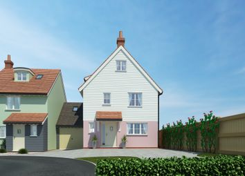 Thumbnail 5 bedroom detached house for sale in Dunmow Road, Little Canfield, Dunmow
