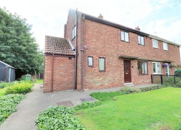 Thumbnail 3 bed semi-detached house for sale in Jacklins Lane, Luddington, Scunthorpe