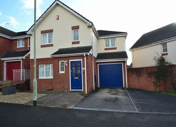 Thumbnail 4 bed detached house to rent in Crosscut Way, Honiton