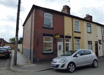 Thumbnail 2 bed terraced house for sale in Cromer Street, Maybank, Newcastle-Under-Lyme