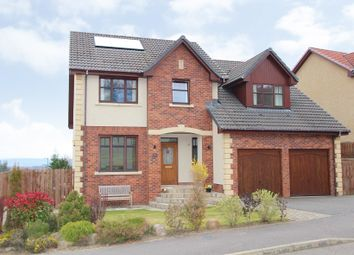 Thumbnail 5 bedroom detached house for sale in Boswell Park, Inverness