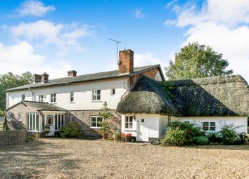Thumbnail 6 bed detached house for sale in Mullens Pond, Weyhill, Andover
