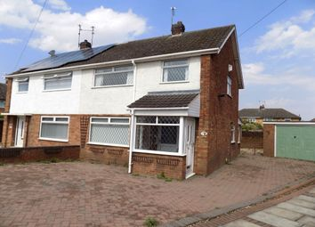 Thumbnail 3 bed semi-detached house for sale in Millwood Road, Balby, Doncaster