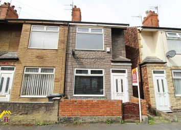 Thumbnail 2 bedroom end terrace house for sale in Dorset Street, Hull