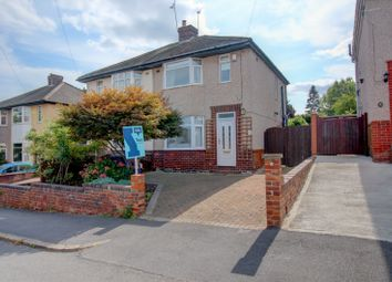Thumbnail 3 bed semi-detached house for sale in Kirkdale Drive, Sheffield