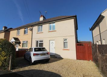 Thumbnail 3 bed semi-detached house for sale in Sapperton Road, Gloucester