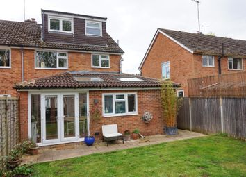 Thumbnail 4 bed semi-detached house for sale in Valley Road, Berkhamsted