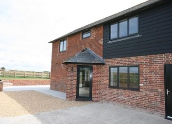 Thumbnail 2 bed barn conversion to rent in West Woodyates, Salisbury