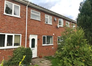 Thumbnail 2 bed terraced house for sale in Padstow Way, Trentham, Stoke, Staffs