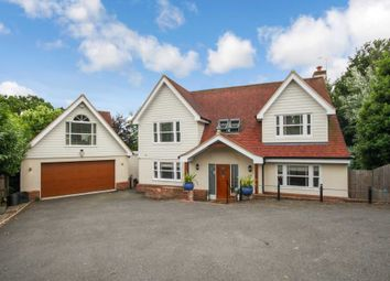 Thumbnail 5 bedroom detached house for sale in Highland Grove, Billericay