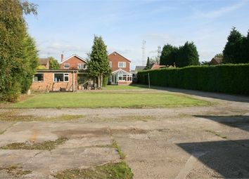 Thumbnail 4 bed detached house for sale in Nutts Lane, Hinckley, Leicestershire