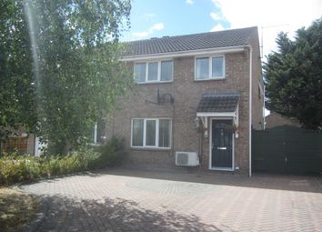 Thumbnail 3 bed semi-detached house for sale in Whitby Close, Crewe