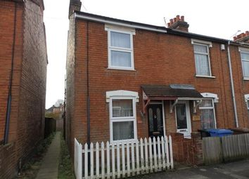 Thumbnail 3 bedroom end terrace house for sale in Bramford Lane, Ipswich