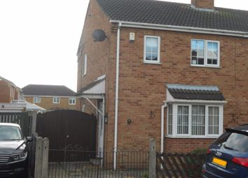 Thumbnail 3 bed semi-detached house to rent in Maryfield Close, Retford