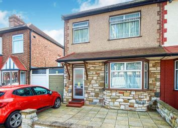 3 bed terraced house for sale in Dover Road, Edmonton, London N9