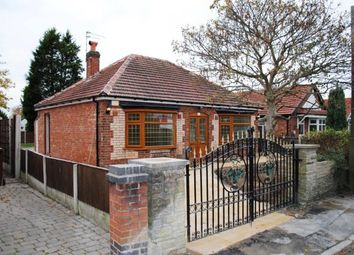 Thumbnail 2 bed bungalow for sale in Richmond Grove, Cheadle Hulme, Stockport, Greater Manchester