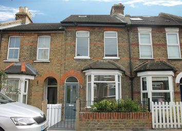 Thumbnail 3 bedroom terraced house to rent in West Grove, Woodford Green
