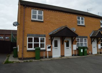 Thumbnail 2 bed property for sale in Sunnyside Close, Whetstone, Leicester