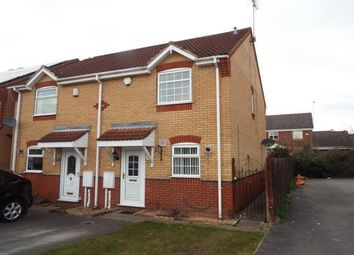 Thumbnail 2 bed property to rent in Mowlands Close, Sutton-In-Ashfield