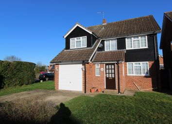 Thumbnail 4 bed detached house for sale in The Squirrells, Capel St Mary, Ipswich, Suffolk